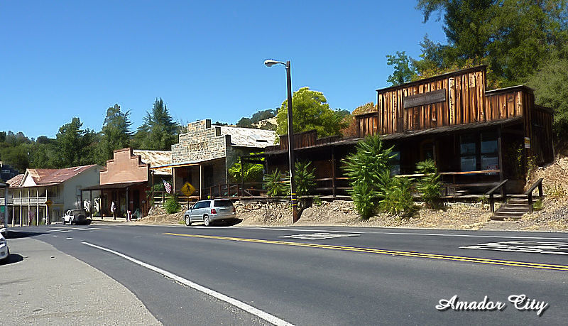 Amador City, Amador County, California